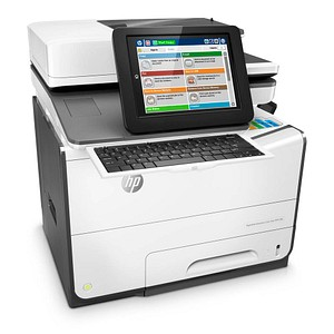 Multifunktionsdrucker PageWide Enterprise Color MFP M586z von HP